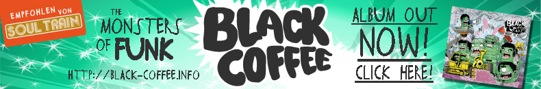 Black Coffee - The Monsters of Funk - CHECK IT OUT!