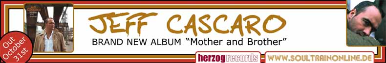 Jeff Cascaro - Brand New Album... Out: October 31st! Click here for more info!