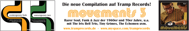 Movements 3 - Neu auf Tramp Records! Check it out!